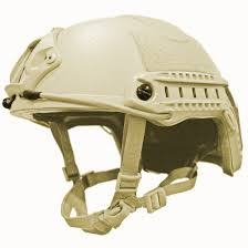 GNTac Flat Earth BUMP Helmet Left Side