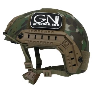 GNTac Economy BUMP Helmet Left Side