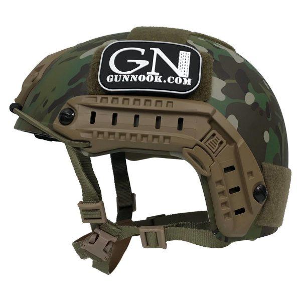 GNTac Economy BUMP Helmet Left Side