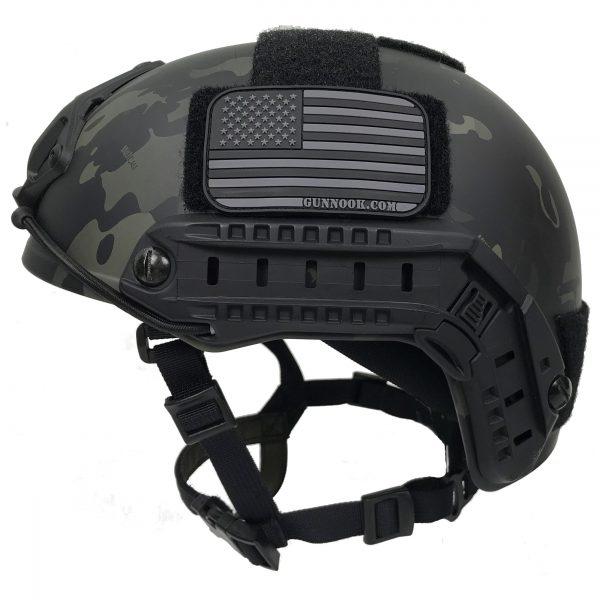 GNTac Superior BUMP Helmet Left Side