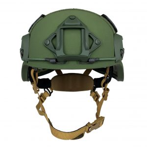 Olive Drab Full Cut Rifle-Resistant Helmet