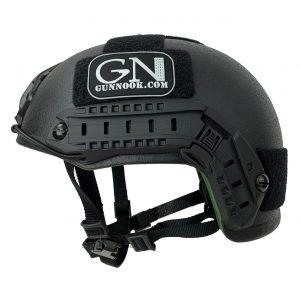 GunNook SBH Black Left Side