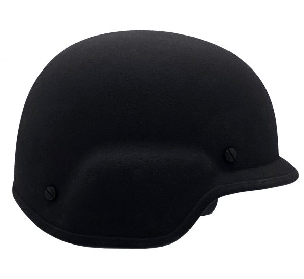 Enhanced GunNook PASGT Helmet