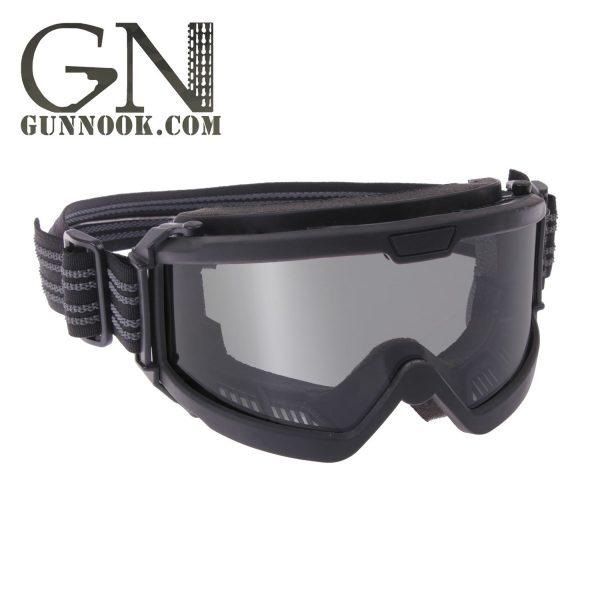 Black Smoke OTG Ballistic Goggles