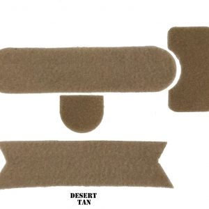 Desert Tan Combat Helmet Adhesive