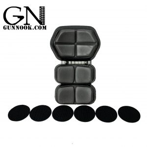 """3pc EPP Helmet Pad Replacement Protective Set for Ballistic Helmets 1/2"""" Thick"""