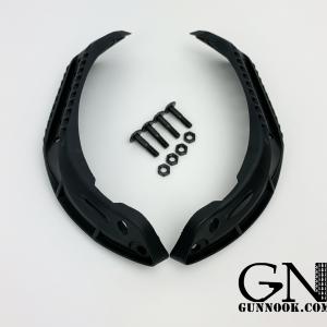 GunNook Tactical MSA ARC Helmet Side Rails Type I