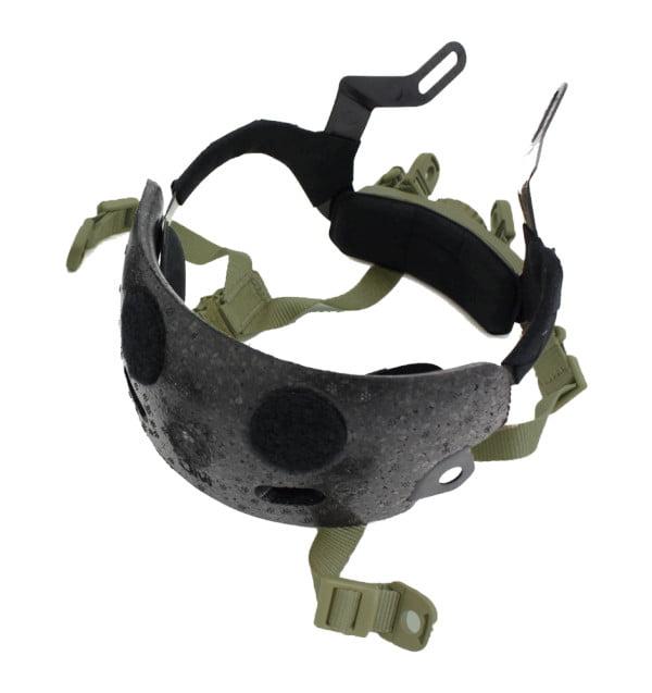 Olive Drab Black Dial Retention System