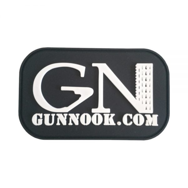 Official GunNook PVC Morale Patch