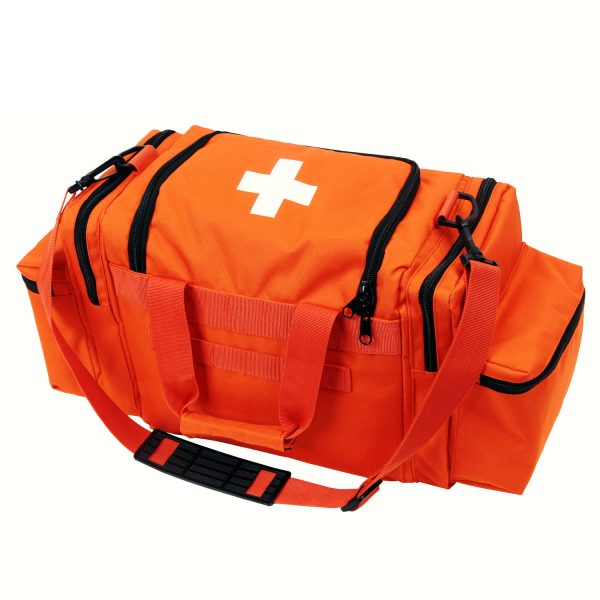 EMT Medical Trauma Kit Orange