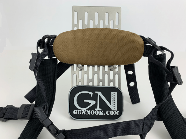 GUNNOOK Dial Retention III 4 Point Ballistic Helmet Retention System