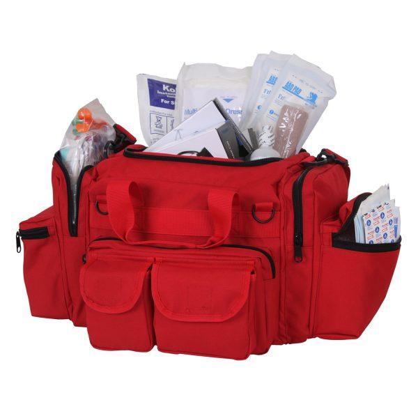 EMT Medical Trauma Kit Red