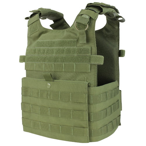 Olive Drab Lightweight Plate Carrier