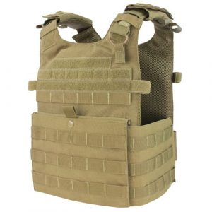 Desert Tan Lightweight Plate Carrier