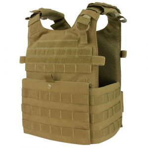 Coyote Brown Lightweight Plate Carrier