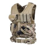 Adult Tactical Cross Draw Vest