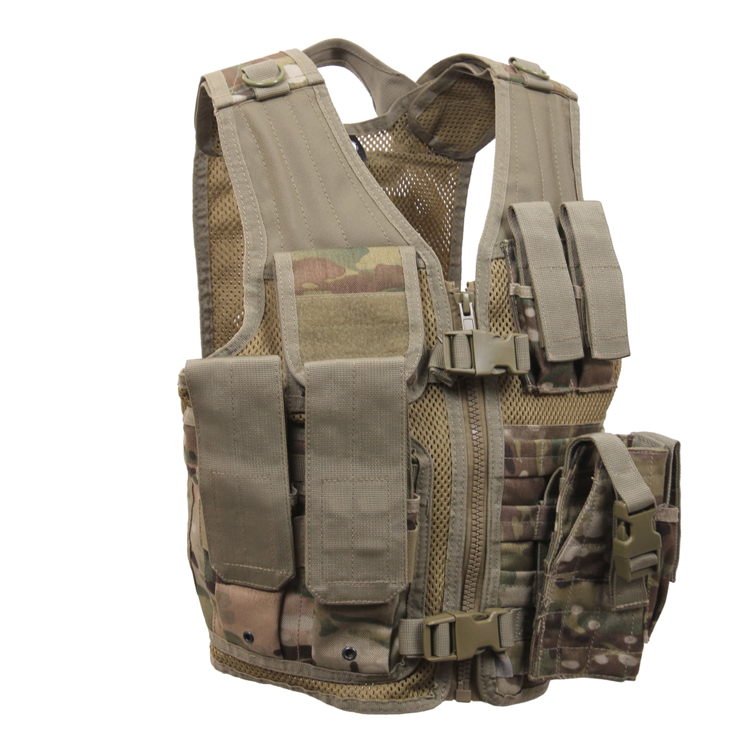 Tactical Cross Draw Vest