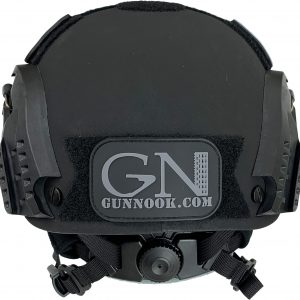 GunNook ACH-505-S Ballistic Helmet – High Cut ACH/MICH 2001 MADE IN US