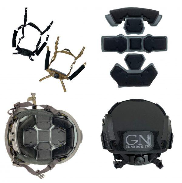 GunNook's Superior Helmet Upgrade Kit