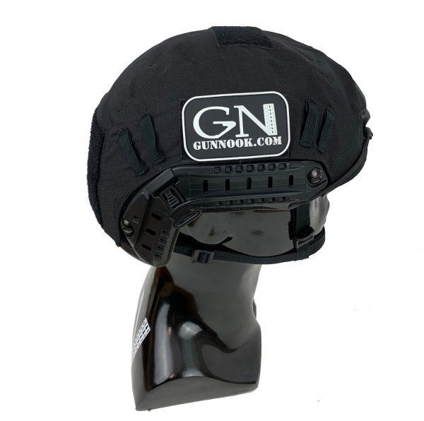 GN-THC- GunNook Black Tactical Helmet Covers