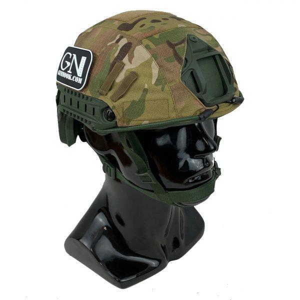 GN-THC - GunNook Advanced Tactical Helmet Cover - Multicam