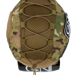 GN-ATHC - GunNook Advanced Tactical Helmet Cover - Multicam