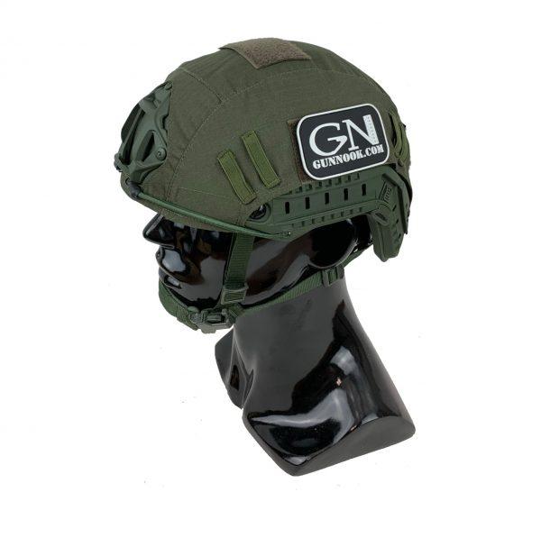 GN-THC- OD GunNook Tactical Helmet Covers