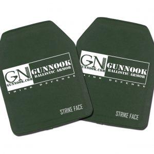 GunNook NIJ LEVEL IV TITAN Ballistic Plate Set